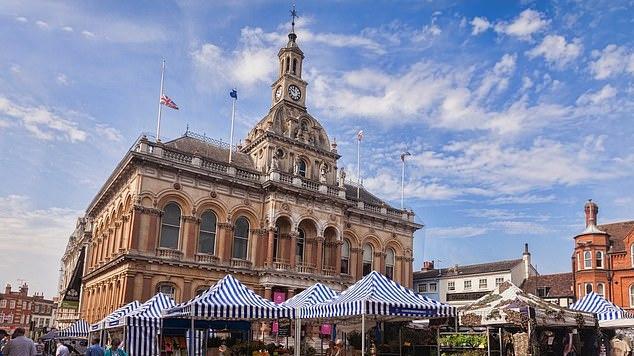 Ipswichas paskelbtas sparčiausiai populiarėjančiu 2020 m. JK miestu