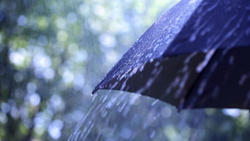 JK šeštadienį laukiama lietaus, paskelbti 224 perspėjimai dėl potvynių