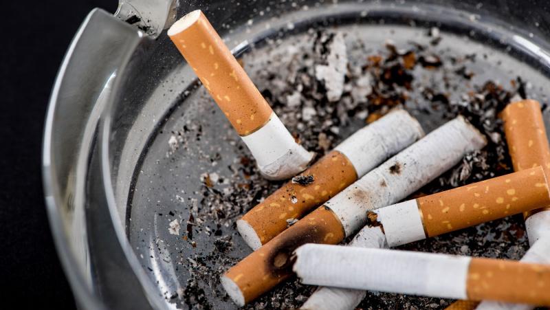JK dėl cigarečių kontrabandos nuteista trijulė lietuvių