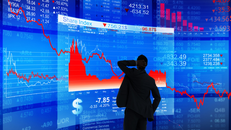 """JK akcijų rinkoje – """"juodasis pirmadienis"""""""