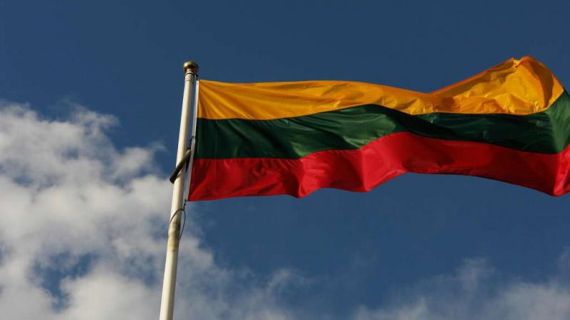 Portsmouth mieste bus minimas Lietuvos nepriklausomybės jubiliejus