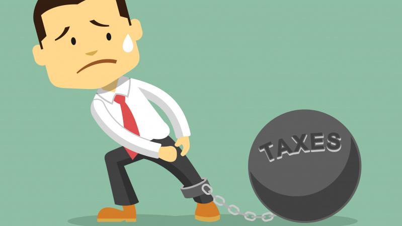 Dėl pagalbos planų JK gali didėti mokesčiai?