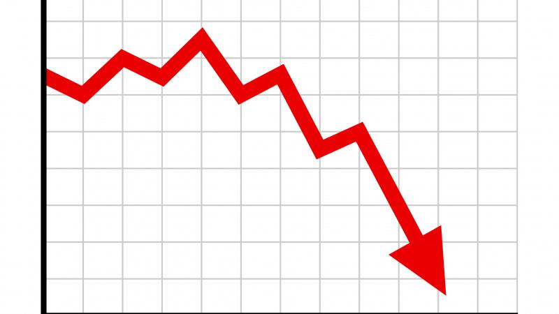 """JK ekonomika iki birželio """"gali susitraukti rekordinius 35 proc."""""""