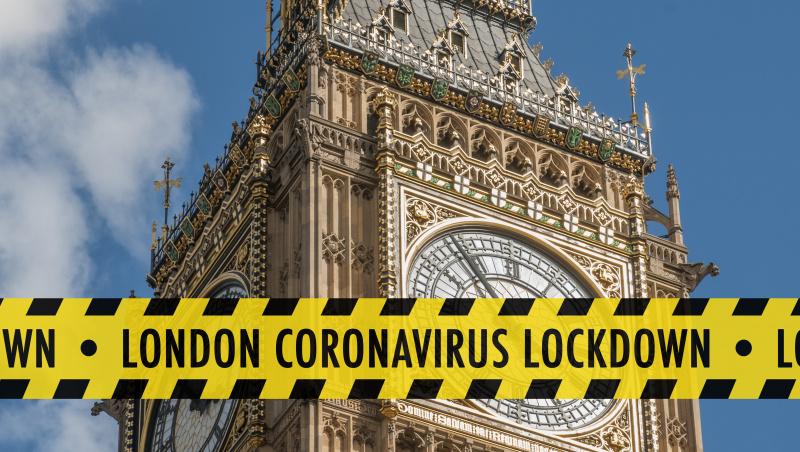 Du trečdaliai JK gyventojų mano, kad karantinas neturi būti atšaukiamas kol koronavirusas nėra visiškai suvaldytas