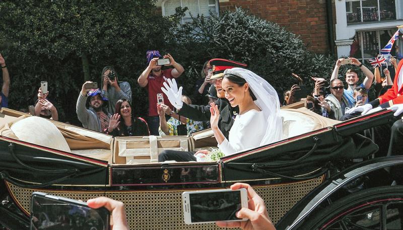 Meghan Markle atsivėrė draugams apie patirtį karališkoje šeimoje