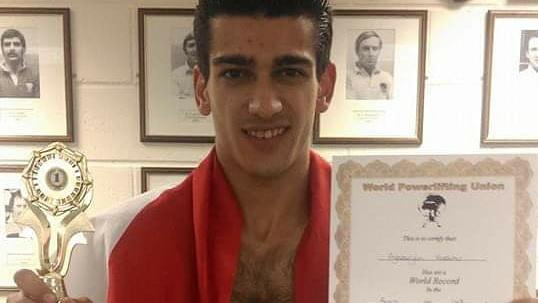 Kaunietis sportininkas netikėtai sužinojo, kad jam priklauso Jungtinės Karalystės rekordas