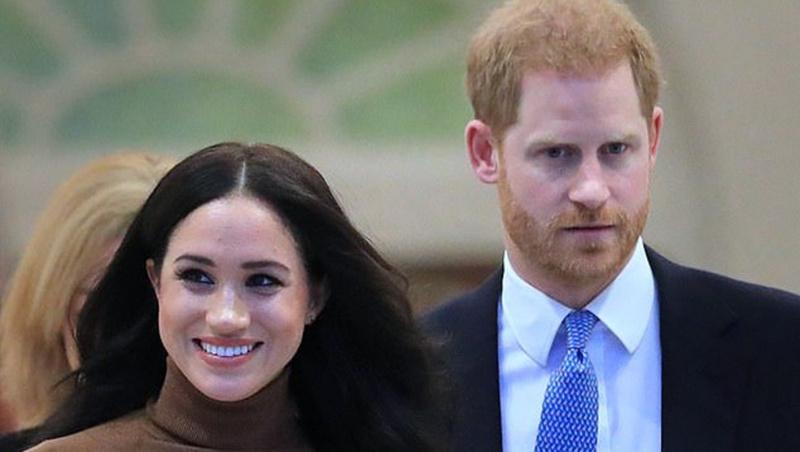Princas Harry su žmona Meghan paminėjo svarbią datą