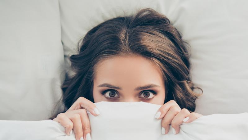 Daugiau nei pusei JK gyventojų per karantiną sutriko miegas
