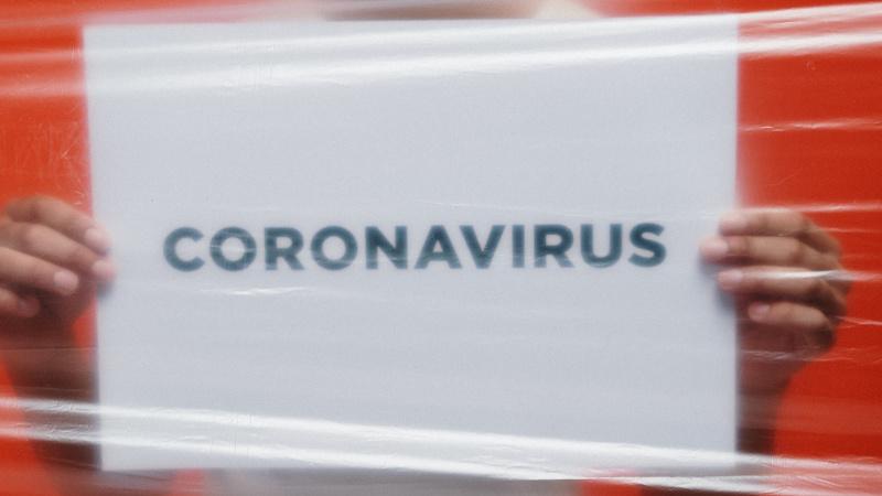 PSO: besimptomis koronaviruso plitimas yra labai retas