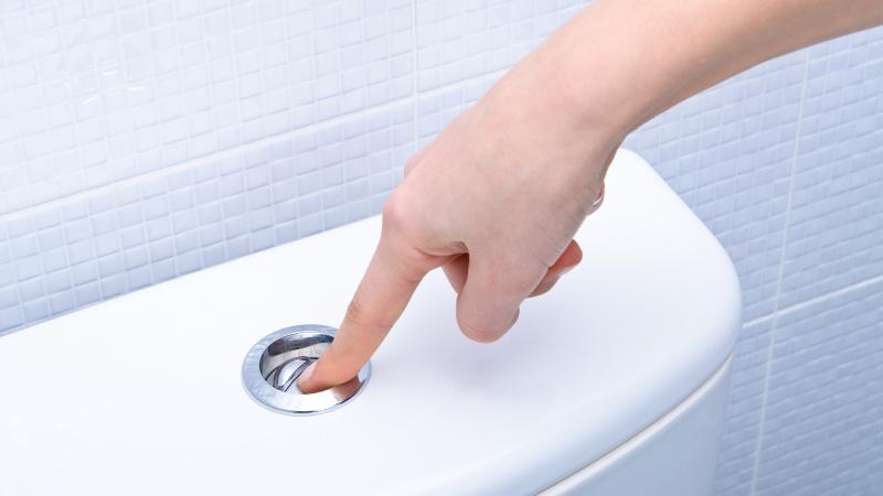 Mokslininkai: prie koronaviruso plitimą prisideda ... vandens tualete nuleidimas