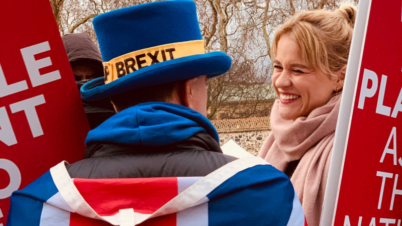 """JK valdžia jau ruošia gyventojus gyvenimui po """"Brexit"""": paleidžiama reklaminė kampanija"""