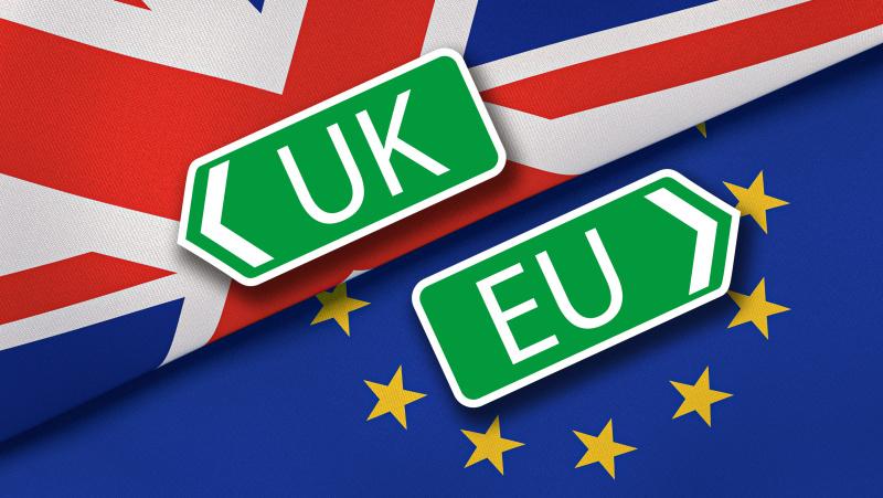 """JK jau yra beprarandanti viltį pasiekti """"Brexit"""" prekybos susitarimą su Briuseliu"""