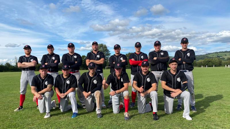 JK lietuvių beisbolo komanda skina pergales