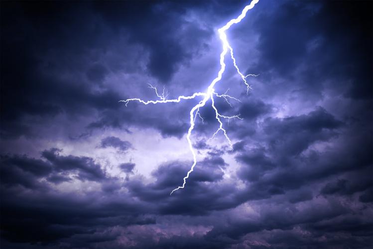 Orai JK: perspėjimai dėl audrų galioja iki pat pirmadienio