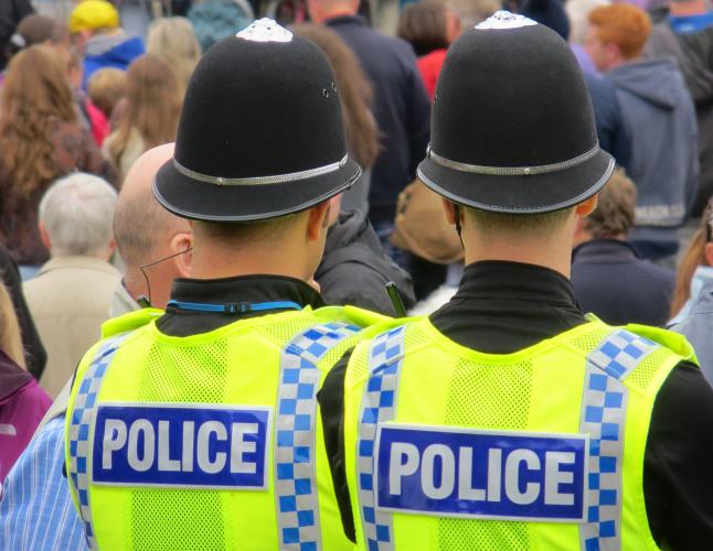 Lietuvę pardavėją užpuolęs britas prisistatė policijai, tačiau pareigūnai .. nežinojo, kas jis toks