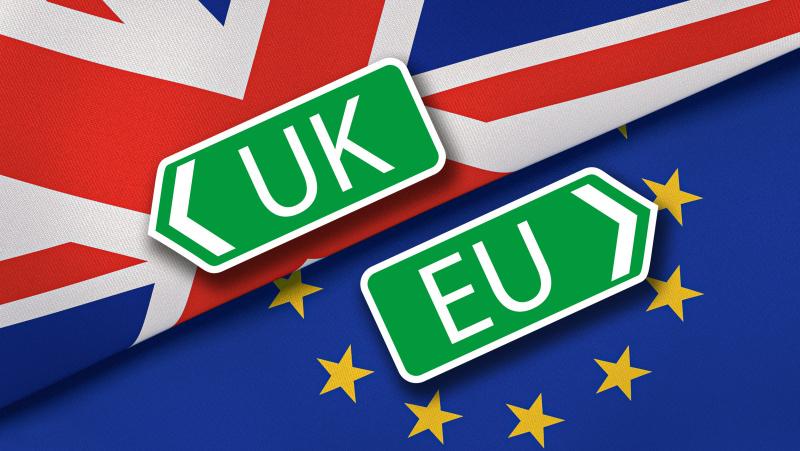 """Derybininkas: JK nebijo pasitraukti iš """"Brexit"""" derybų"""