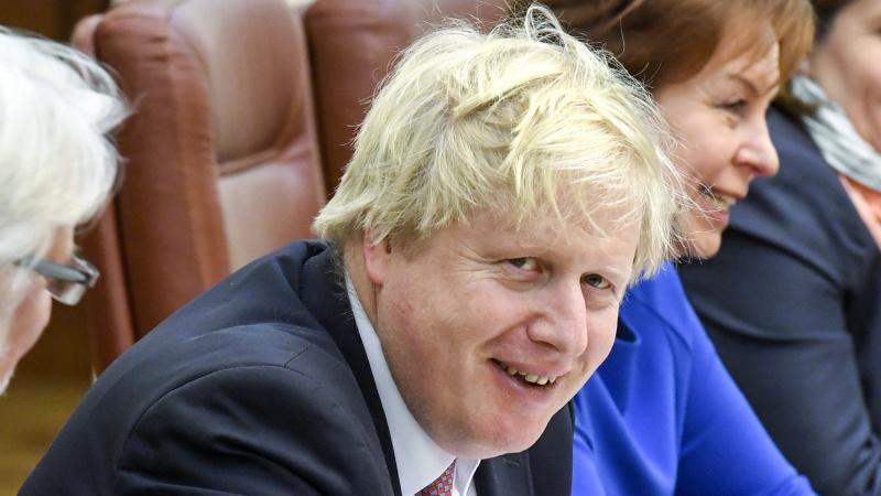 """JK premjeras gina planus keisti """"Brexit"""" susitarimą, Briuselis šokiruotas"""