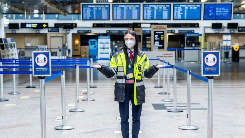 JK lietuvis ginčija Kauno oro uoste gautą baudą dėl saviizoliacijos: kas teisus?