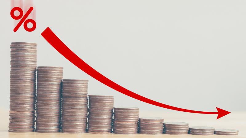 Pagalbos restoranams programa infliaciją JK nusmukdė į penkerių metų žemumas