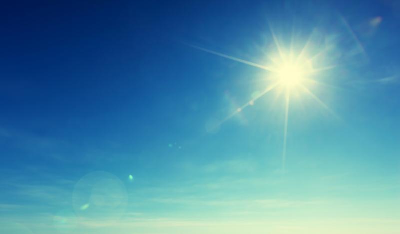 JK nusimato šiltas savaitgalis, malonūs orai atslinks iš žemyninės Europos