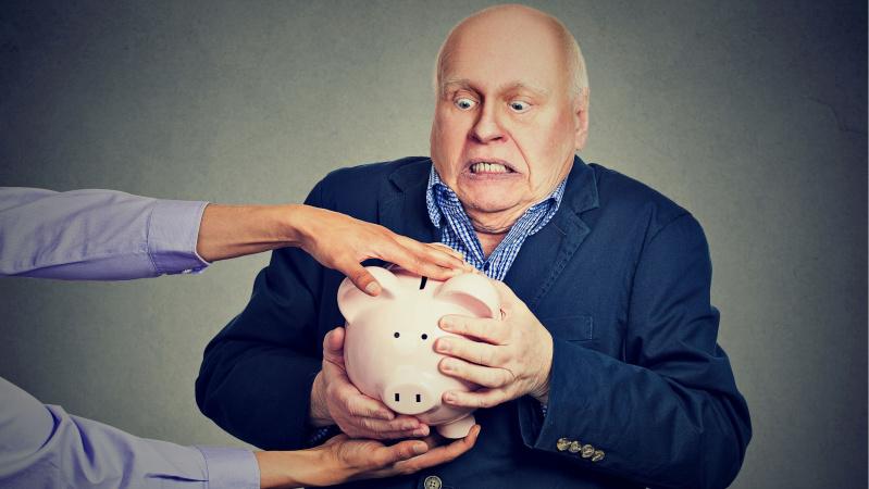 JK ilginamas amžius, nuo kurio galima gauti asmeninę pensiją