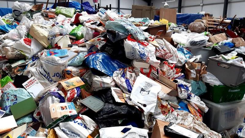 Didžiausias JK kaupikas prikaupė tiek daiktų, kad aukcione už juos tikimasi gauti 4 mln. svarų