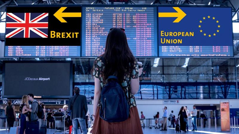 """Siekdama susitarti dėl prekybos po """"Brexit"""" ES reikalauja Londono nuolaidų"""