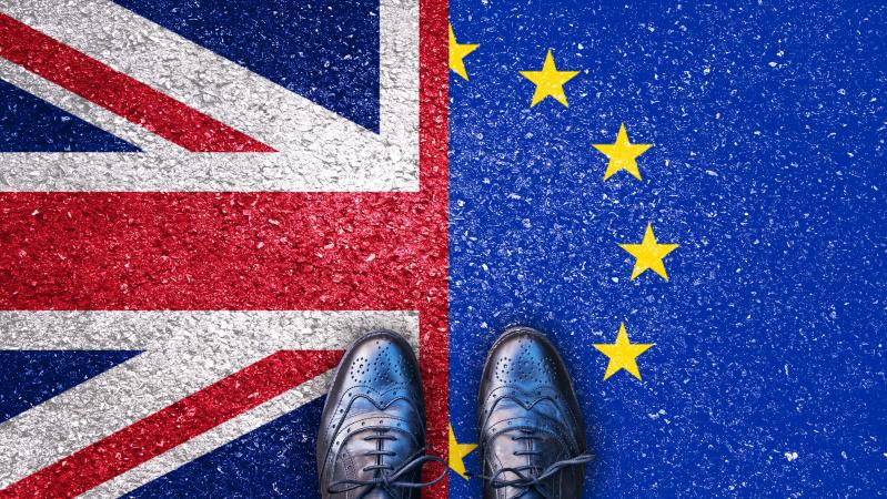 """""""Brexit"""": durys """"vis dar yra atviros"""" deryboms su ES – JK ministras"""