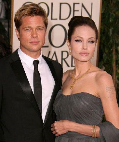 Jolie ir Pitto sūnui duotas aktoriaus senelio vardas