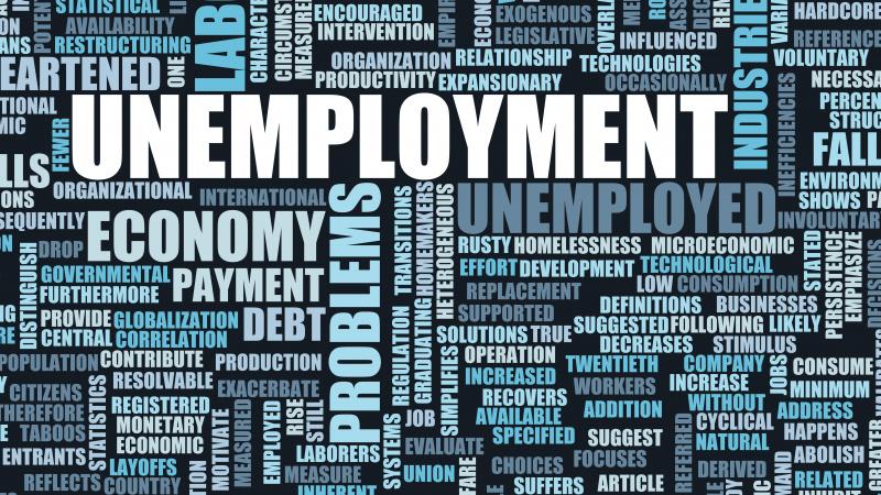 Centrinis bankas: nedarbas JK gali padidėti labiau, nei prognozuojama