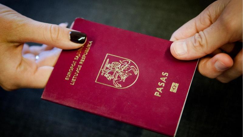 JK lietuviams palengvėjo asmens dokumentų išdavimas – atidaryti du pasų centrai