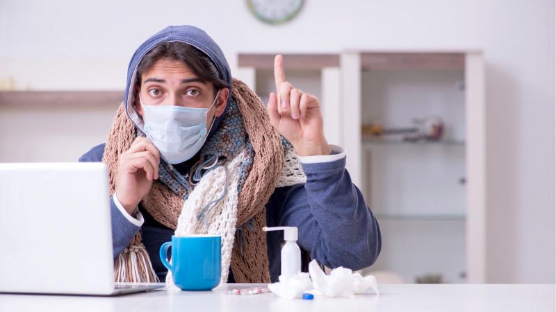 Londono lietuvis teigia, kad persirgo COVID-19, bet ligą sukėlė ne virusas