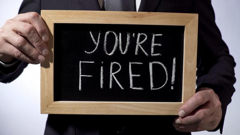 1700 darbdavių JK rugsėjį ketino atleisti darbuotojų