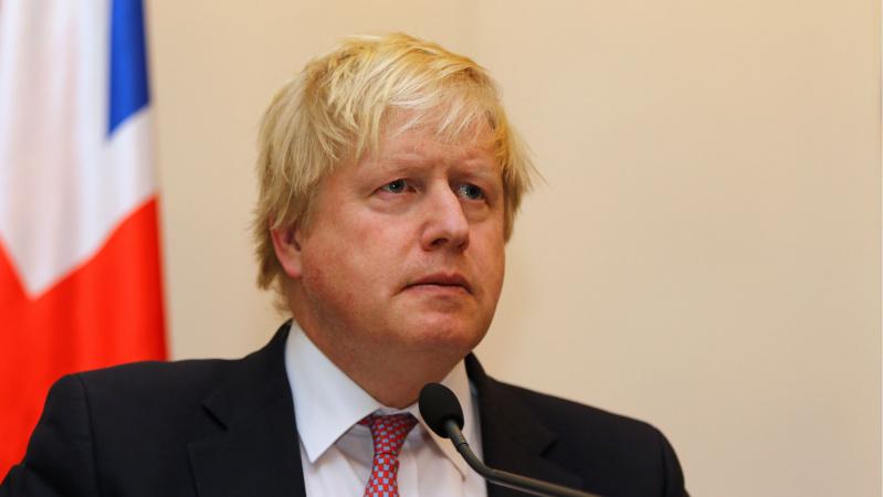 """B.Johnsonas apie JK įvedamą karantiną: """"Laikas imtis veiksmų, nes nėra jokios kitos alternatyvos"""""""