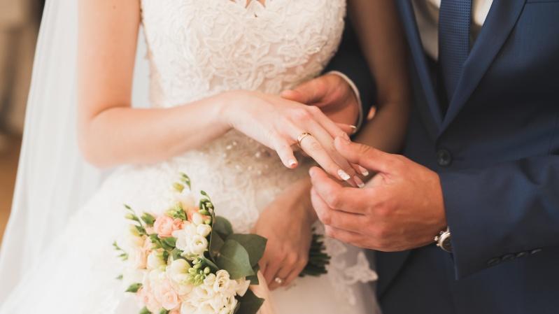 Apklausa: per karantiną JK sutvirtėjo penktadalis santuokų