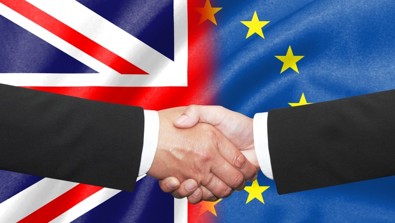 """""""Brexit"""" susitarimas jau ne už kalnų?"""