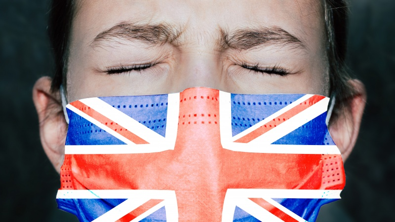 Anglijoje bus paskelbta, kokio lygio apribojimai bus taikomi po karantino