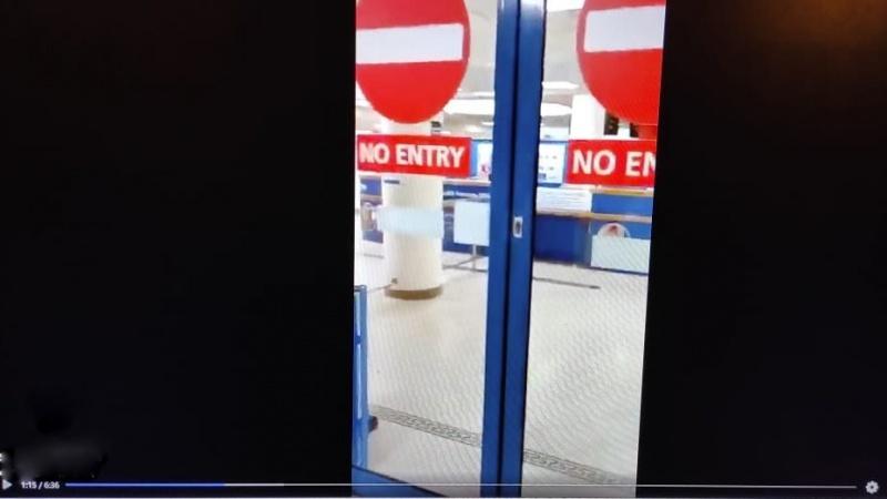 Visa tiesa apie vaizdo įrašus, kuriuose užfiksuotos tuščios JK ligoninės