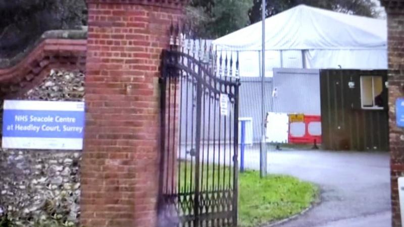 JK kuriami laikini morgai, nes ligoninėse trūksta vietos