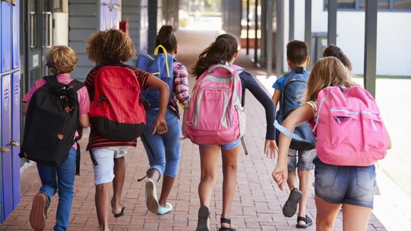Mokyklos Anglijoje galėtų būti atidarytos nuo kovo 8 d. – premjeras