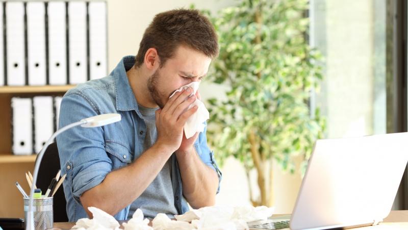 Karantinų ir naujų sveikatos įpročių poveikis JK: gripo atvejų skaičius – mažiausias per 130 metų