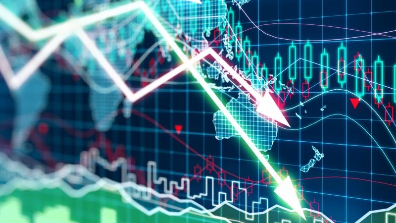 Statistika : pernai JK – rekordinis ekonomikos nuosmukis