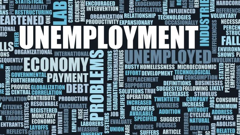 Nedarbo lygis JK – didžiausias per beveik penkerius metus
