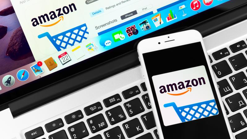"""Londone duris atvėrė """"Amazon"""" maisto prekių parduotuvė ... be kasų"""