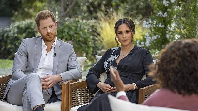 Skaičiuoja, kad princo Harry ir Meghan interviu JK žiūrės iki 7 mln. žmonių