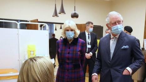 Didžiosios Britanijos princas Charlesas kritikuoja antivakserius