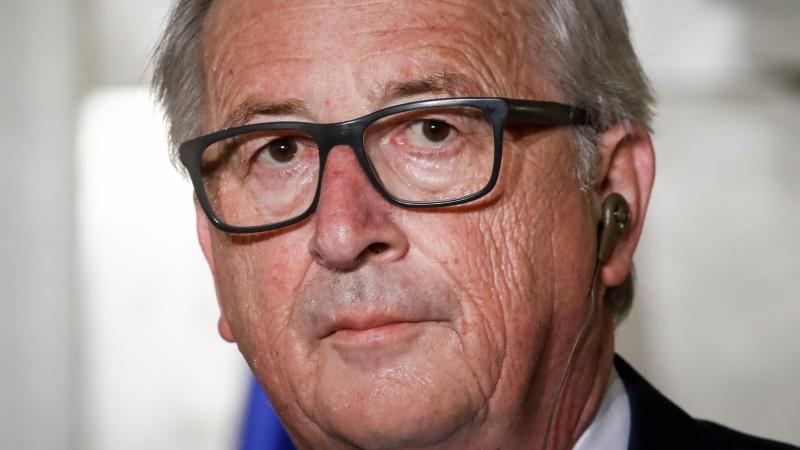 """J.-C. Junckeris apie """"Brexit"""": jie liepė man užsičiaupti, todėl aš užsičiaupiau"""