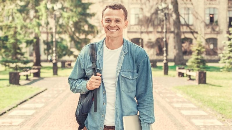 Studijos Anglijoje: pokalbis su studentu Aleksandru