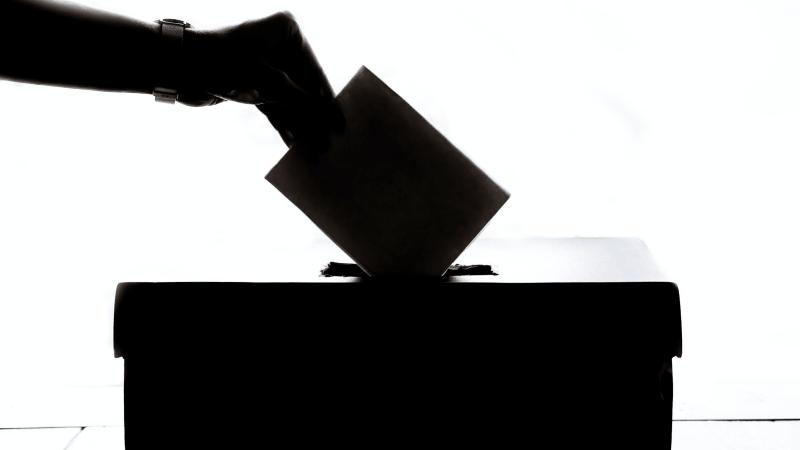 JK prasideda rinkimai