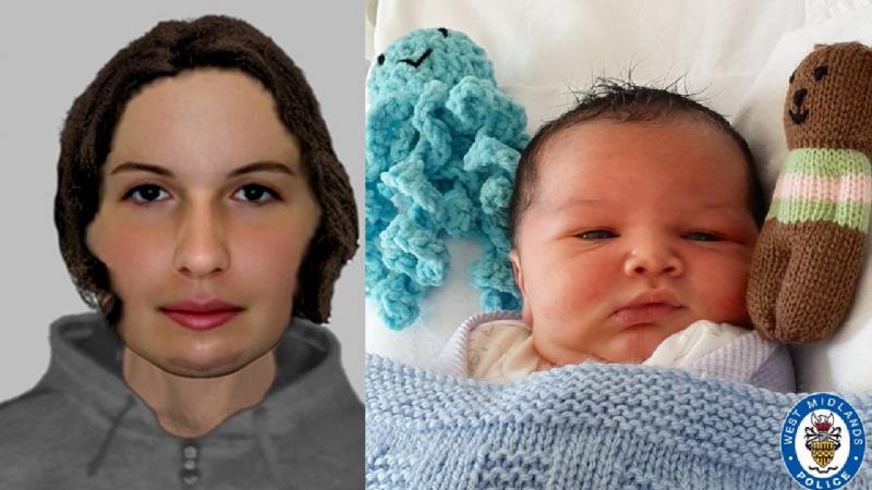 Policija prašo padėti rasti motiną, palikusią savo kūdikį parke JK